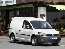 Фото Volkswagen Caddy фургон  №12