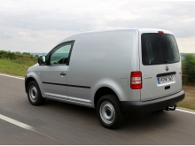 Фото Volkswagen Caddy фургон  №18