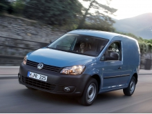 Фото Volkswagen Caddy фургон  №1