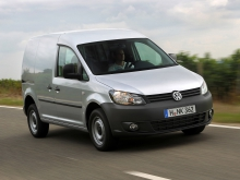 Фото Volkswagen Caddy фургон  №20