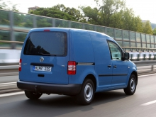 Фото Volkswagen Caddy фургон  №2
