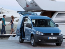 Фото Volkswagen Caddy фургон  №3