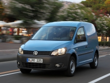 Фото Volkswagen Caddy фургон  №7