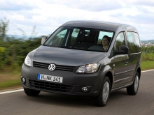 Фото Volkswagen Caddy комби  №10