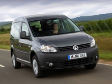 Фото Volkswagen Caddy комби  №11