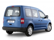Фото Volkswagen Caddy комби  №2