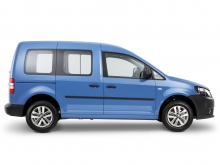 Фото Volkswagen Caddy комби  №3