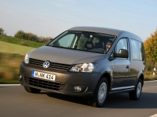 Фото Volkswagen Caddy комби  №6