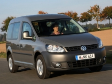 Фото Volkswagen Caddy комби  №9