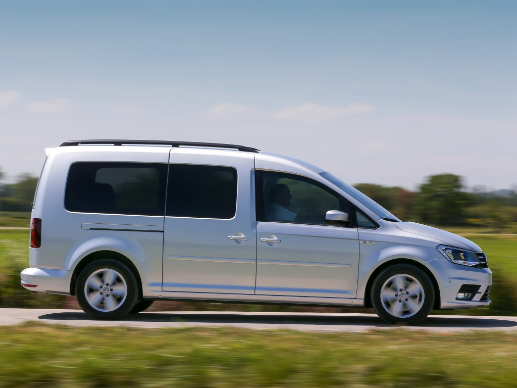 Фото автомобиля Volkswagen Caddy Maxi минивэн