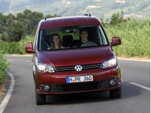 Фото Volkswagen Caddy минивэн  №11