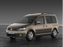 Фото Volkswagen Caddy минивэн  №1