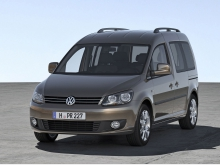 Фото Volkswagen Caddy минивэн  №3