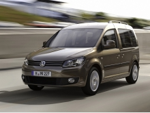 Фото Volkswagen Caddy минивэн  №7