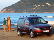 Фото Volkswagen Caddy минивэн  №8