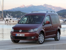 Фото Volkswagen Caddy минивэн  №9