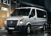 Фото Volkswagen Crafter комби  №1
