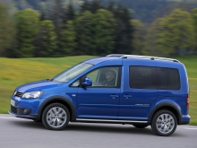 Фото Volkswagen Cross Caddy минивэн  №12