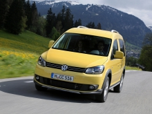 Фото Volkswagen Cross Caddy минивэн  №13