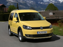 Фото Volkswagen Cross Caddy минивэн  №14