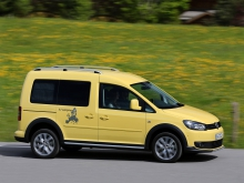 Фото Volkswagen Cross Caddy минивэн  №15