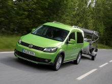 Фото Volkswagen Cross Caddy минивэн  №17