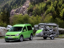 Фото Volkswagen Cross Caddy минивэн  №18