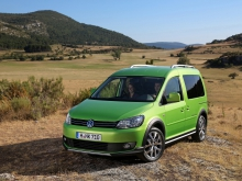 Фото Volkswagen Cross Caddy минивэн  №1