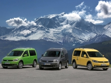 Фото Volkswagen Cross Caddy минивэн  №21
