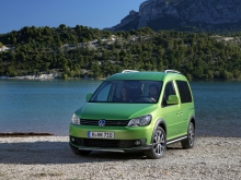 Фото Volkswagen Cross Caddy минивэн  №2