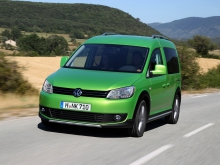 Фото Volkswagen Cross Caddy минивэн  №4