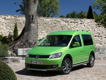 Фото Volkswagen Cross Caddy минивэн  №5