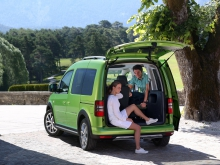 Фото Volkswagen Cross Caddy минивэн  №6