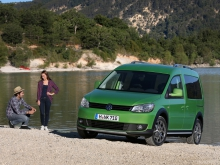 Фото Volkswagen Cross Caddy минивэн  №7