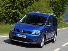 Фото Volkswagen Cross Caddy минивэн  №8