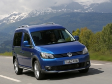 Фото Volkswagen Cross Caddy минивэн  №9
